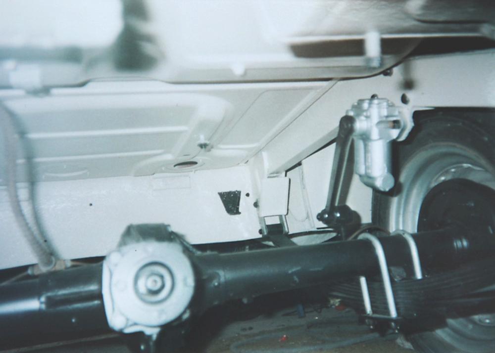 100E Axle
