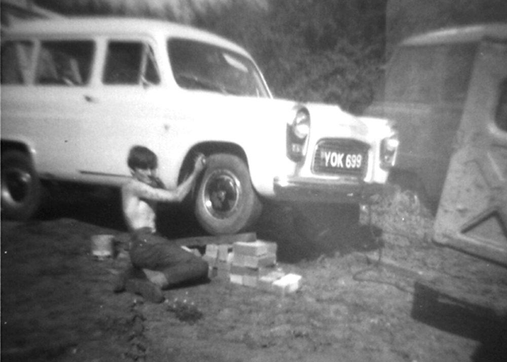 100E Escort Estate 1958